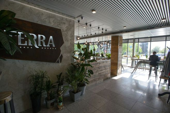 New restaurant TERRA – on Skanstes Street 54a